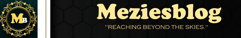 Meziesblog: Reaching Beyond the Skies