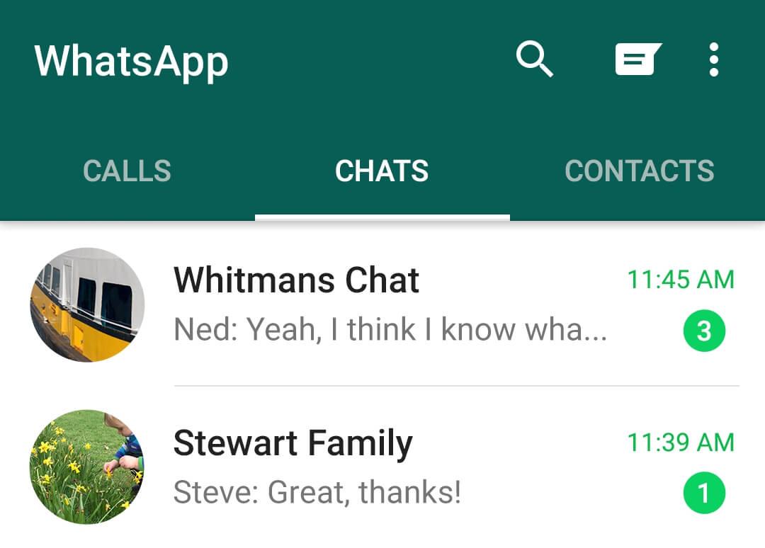 WhatsApp introducing new fingerprint authentication software