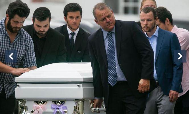 OMG! 2 Sisters buried in same coffin